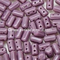 10GR RULLA 3X5MM GLASS COLOURS OPAQUE AMETHYST 23020