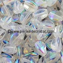 50 PINCH 5X3MM GLASS COLOURS CALIFORNIA GOLDEN RUSH - 23980/98542