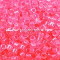 5gr SEED BEADS MIYUKI DELICA 11/0 - 2MM COLOURS LUMINOUS COTTON CANDY DB2036
