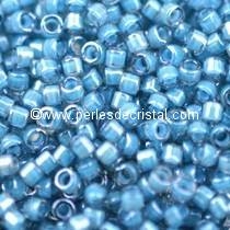 5gr SEED BEADS MIYUKI DELICA 11/0 - 2MM COLOURS LUMINOUS DARK BLUE DB2054