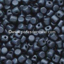5GR PERLES MINOS® DE PUCA® 2.5X3MM COLORIS METALLIC MAT DARK BLUE 23980/79032
