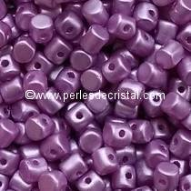 5GR BEADS MINOS® BY PUCA® 2.5X3MM COLOURS PASTEL LILA 02010/25012