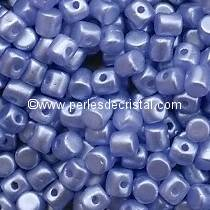 5GR BEADS MINOS® BY PUCA® 2.5X3MM COLOURS PASTEL LIGHT SAPPHIRE 02010/25014