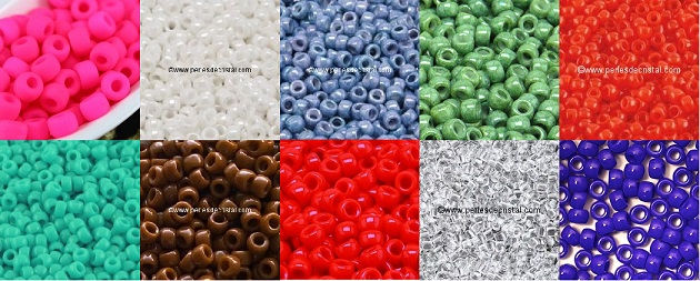 DISCOVERY OFFER: 10 COLORS MATUBO 7/0 - 3.5MM