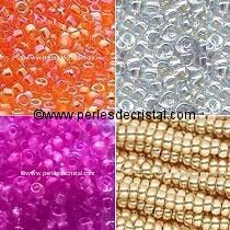 MINI SEED BEADS ORNELA 11/0 - 2MM