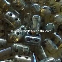 10GR RULLA 3X5MM GLASS COLOURS CRYSTAL PICASSO