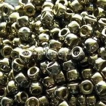 10GR MATUBO Czech Glass Seed Beads 8/0 (3mm)