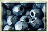 50 FACETTES 4MM CRISTAL VERRE DE BOHEME COLORIS METALLIC MAT BLUE 23980/79031