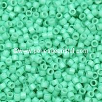 5gr SEED BEADS MIYUKI DELICA 11/0 - 2MM COLOURS DURACOAT OPAQUE CATALINA DB2122