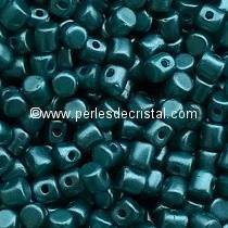 5GR BEADS MINOS® BY PUCA® 2.5X3MM COLOURS PASTEL CREAM 02010/25039