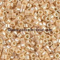 5gr PERLES ROCAILLES MIYUKI DELICA 11/0 - 2MM COLORIS OPAQUE PEARL LUSTER DB1561