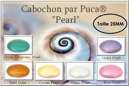 25MM : Colors PEARL